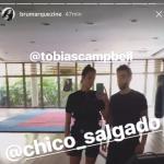 Bruna Marquezine Treina com miha bodytec - Eletroestimulação Muscular